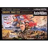 Axis and Allies Europe 1940 Second Edition Board Game