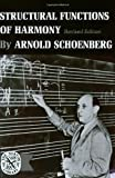 Structural Functions of Harmony (Revised Edition) (0393004783) by Schoenberg, Arnold