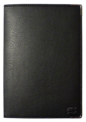 carrefour-550060-passport-covers-black-monotone