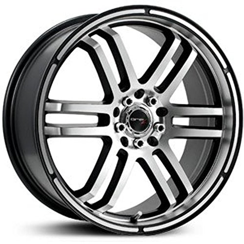 Drifz FX 16x7 Silver Wheel / Rim 4x100 & 4x4.5 with a 42mm Offset and a 73.00 Hub Bore. Partnumber 207MB-6700342 (Rims For A Honda Civic 2001 compare prices)