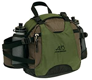 ALPS Mountaineering Walker Nylon Ripstop Fanny Pack (500 cubic inch), Olive