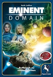 Pegasus Spiele 51890G - Eminent Domain (dt. Ausgabe)