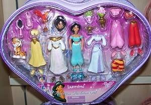 Walt Disneys Exclusive Jasmine Princess Fashion Set
