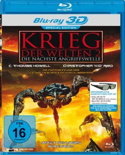 Krieg der Welten 2 (Real 3D-Edition) (Blu-ray) [Special Edition]