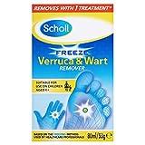 6 x Scholl Freeze Verruca & Wart Remover