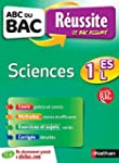 ABC du BAC R�ussite Sciences 1re ES.L