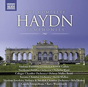 F.J. Haydn: The Complete Symphonies (Box Set)