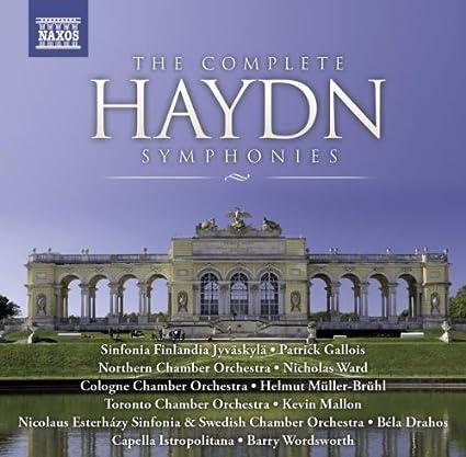 Joseph Haydn-Symphonies - Page 7 51Sjwim9uOL._SX425_
