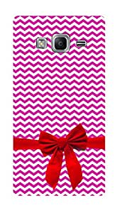 SWAG my CASE PRINTED BACK COVER FOR SAMSUNG GALAXY Z3 Multicolor