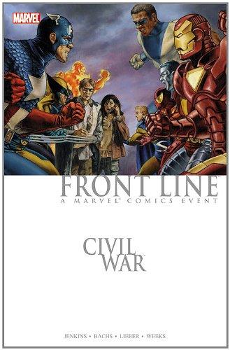 Civil War: Front Line (Civil War (Marvel))