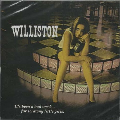 Original album cover of It's Been a Bad Week for Scrawny Little Girls by Williston