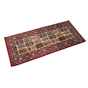 Valby Ruta Multicolour Low Pile Stylish Rug Persian Style