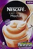 Nescafé Café Menu Mocha 8 x 22g (Pack of 6, Total 48 Sachets)