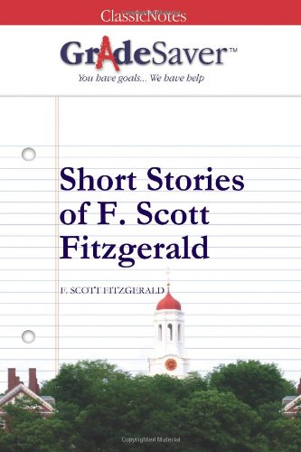 "short stories of f scott fitzgerald ""winter dreams"" summary and  short stories of f scott fitzgerald"