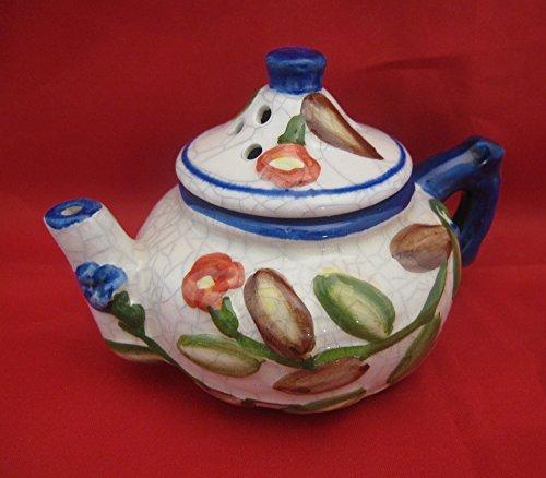 ceramica-fornelletto-lampada-profumata-olio-aromatizzato-teiera-con-malereien