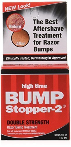 Bump Stopper-2 Double Strength Treatment by High Time