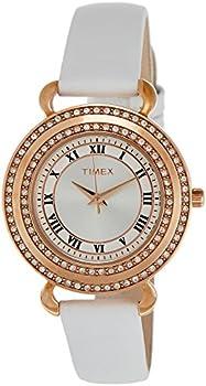 Timex Swarovski Dress Women's Watch