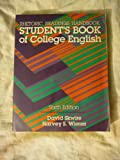 Student's Book of College English: Rhetoric, Readings, Handbook (0024115517) by Skwire, David