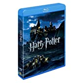 ハリー・ポッター コンプリート セット (8枚組)(初回生産限定) [Blu-ray]
