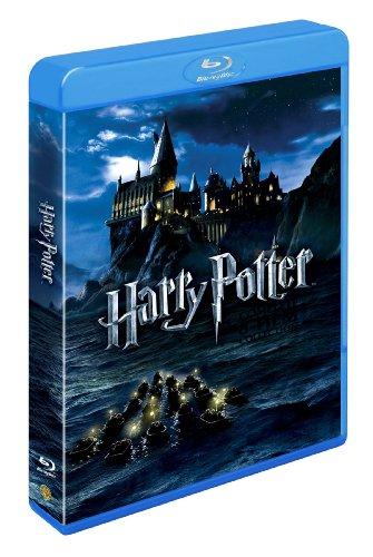 【初回生産限定】ハリー・ポッター ブルーレイ コンプリート セット (8枚組) [Blu-ray]
