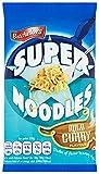 Batchelors Super Noodles Mild Curry Flavour 100 g (Pack of 16)