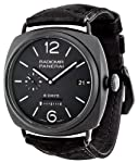 Panerai Radiomir 8 Days Black Dial Automatic Mens Watch PAM00384 by Panerai