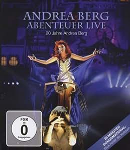 Andrea Berg - Abenteuer - Live [Blu-ray]