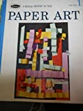img - for Paper Art (Whitman Creative Art Book series, Book 1) (A Whitman creative art book) book / textbook / text book