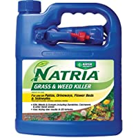 Bayer Advanced 706180A NATRIA Grass & Weed Killer Ready-to-Use, 64-Ounces 706180A