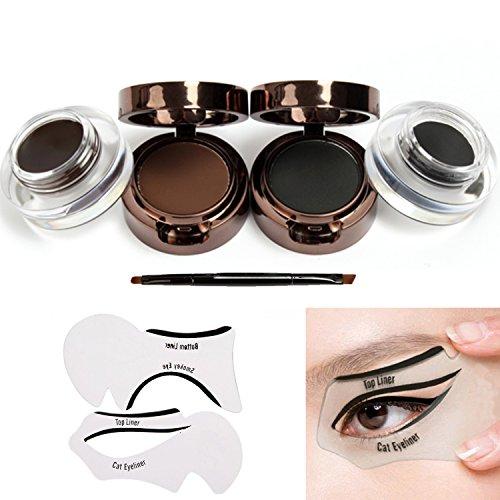 lover-bar-4-in-1-augenbrauen-gel-eyeliner-braun-und-schwarz-katze-formen-schablone-schminke-pinsel-s
