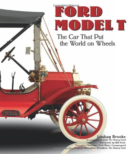 Ford Model T: The Car That Put the World on Wheels (Ford Model T compare prices)