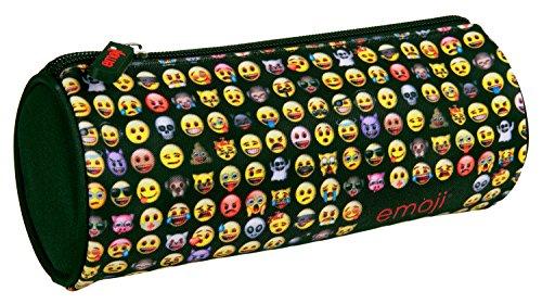 Undercover EMTU7740–Estuche escolar de emoji, 21x 8x 8cm