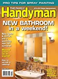 The Family Handyman (1-year auto-renewal)