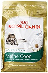 ROYAL CANIN BREED HEALTH NUTRITION Maine Coon dry cat food, 2.5-Pound