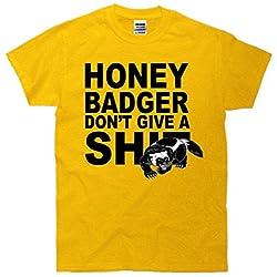Honey Badger Don't Give A Shit T-Shirt