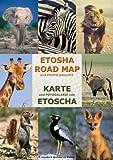 Claudia & Wynand du Plessis Etosha Road Map and Photo Gallery (Etosha National Park / Namibia)