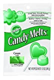 Wilton 1911-1357 Candy Melts, 12-Ounce, Dark Green