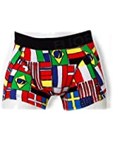 Bjorn Borg Short Shorts, Flags without Fly Men's Boxers