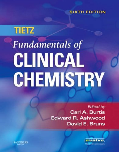 Tietz Fundamentals of Clinical Chemistry, 6e...
