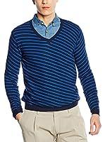 Trussardi Jeans Jersey (Azul)