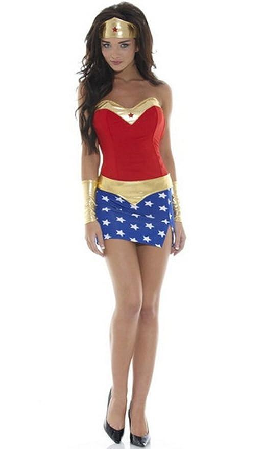 Short Dress Wonder Woman