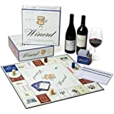 Winerd Wine Trivia and Blind Tasting Board Game