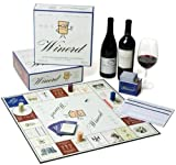 Winerd Wine Trivia and Blind Tasting Board Game