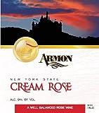 NV Armon Cream Rose New York Rosé 1.5 L