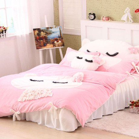 Pink King Size Duvet Covers