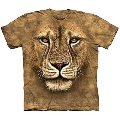 The Mountain Kids Lion Warrior T-Shirt