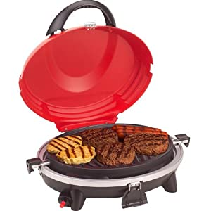 Coleman All In One Cooking System Stove, Red