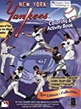 Yankees Coloring and Activity Book