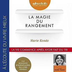 La Magie du rangement Hörbuch