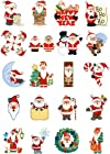 Brother/Babylock Embroidery Machine Card SANTA #2